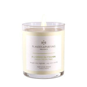 Perfumed Candle - Under the Fig Tree