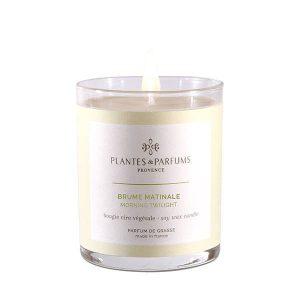Bougie Végétale Parfumée Brume Matinale