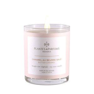 Perfumed Candle - Butter Caramel