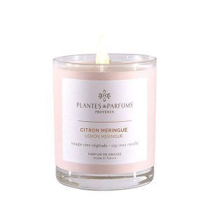 Perfumed Candle - Lemon Meringue