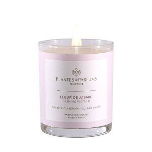 Perfumed Candle - Jasmine Flower
