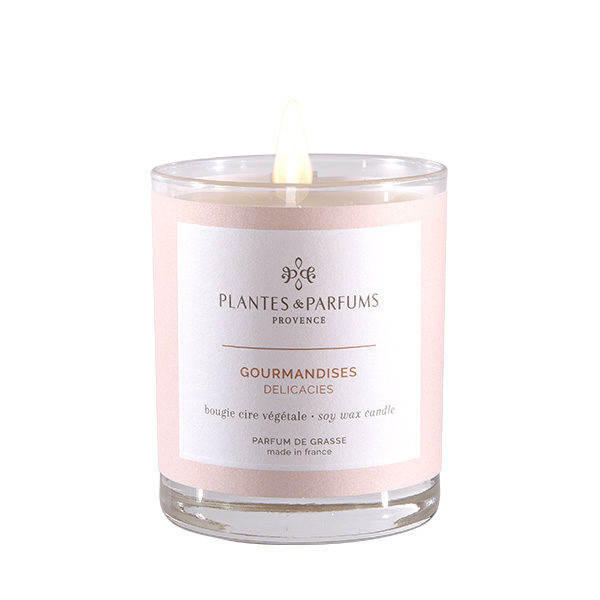 Perfumed Candle - Delicacies