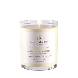 Perfumed Candle - Garden of Hesperides