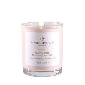 Perfumed Candle - Blackberry & Berries