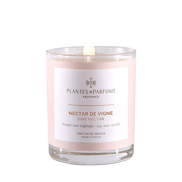 Perfumed Candle -Vine Nectar