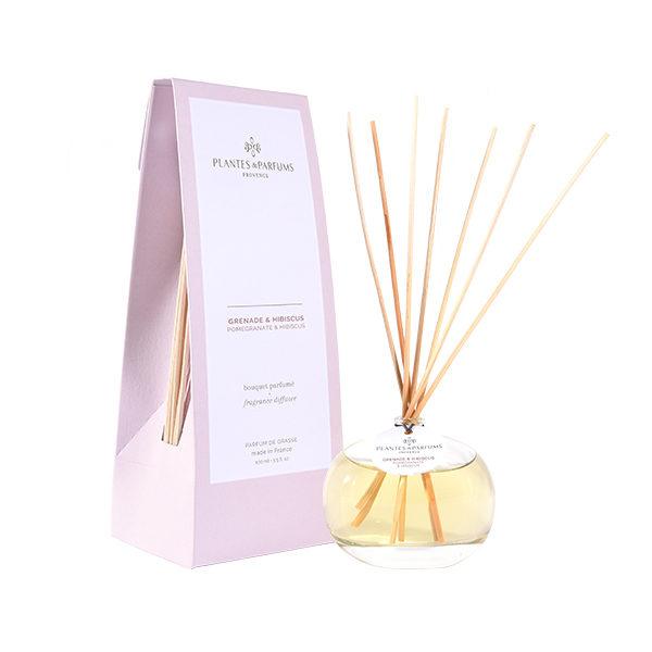 Fragrance Diffuser - Pomegranate & Hibiscus