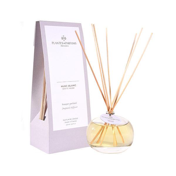 Fragrance Diffuser - White Musk