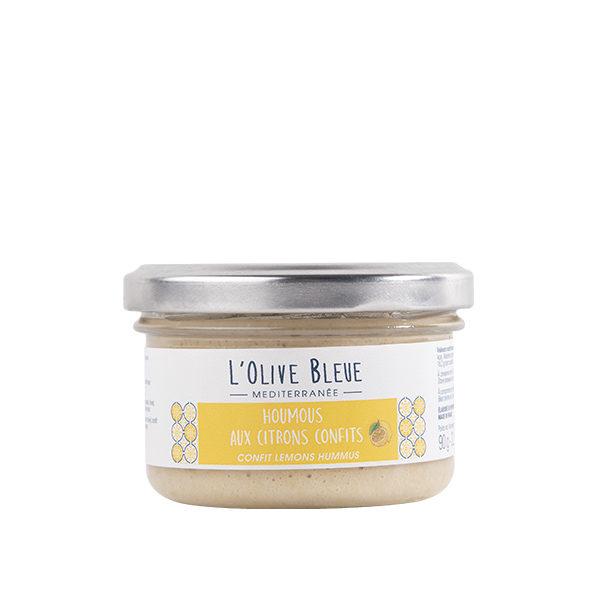 Houmous aux Citrons Confits 90 g