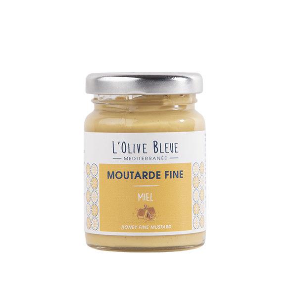 moutarde fine au miel