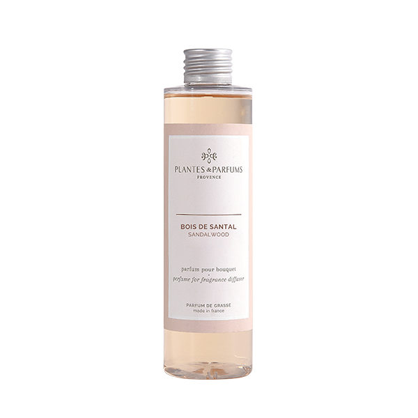 Parfum pour Bouquet Bois de Santal