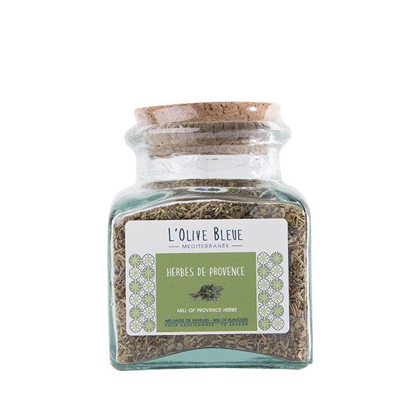 pot en verre herbes de provence 70g