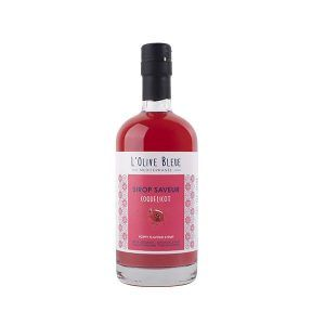 sirop coquelicot 25cl