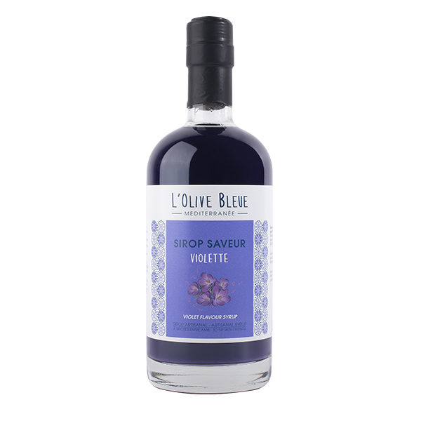 sirop violette 50cl