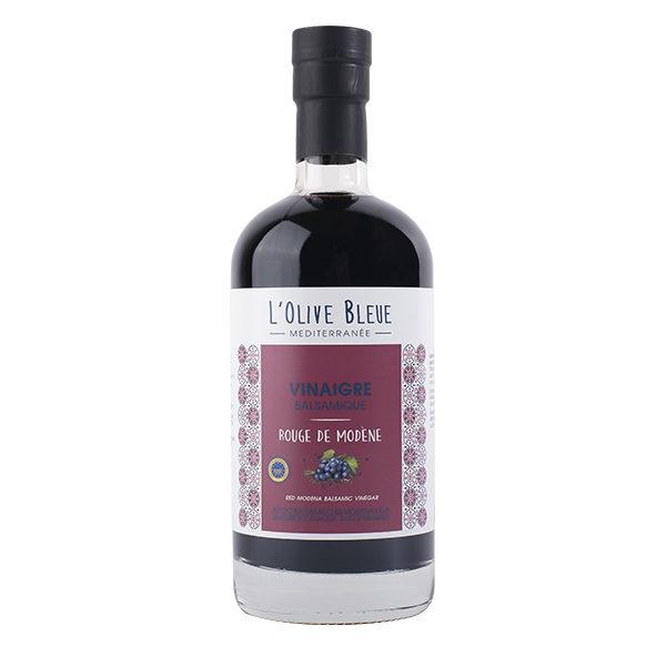 vinaigre balsamique rouge de modène, vinaigre 50cl balsamique, idée recette vinaigre balsamique rouge de modène