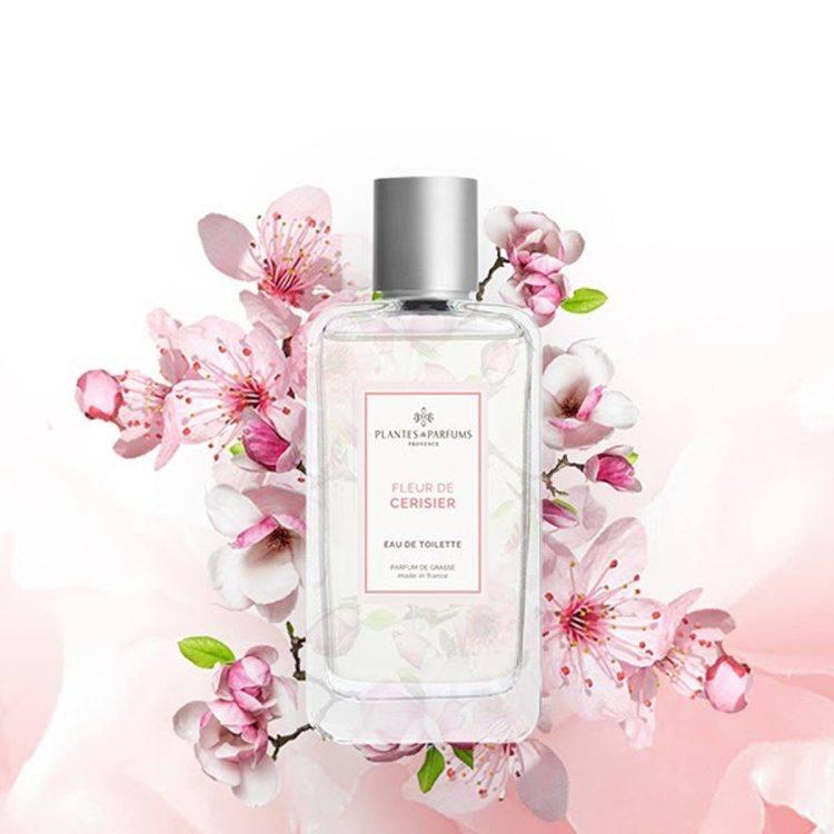Eau de toilette fleur de cerisier