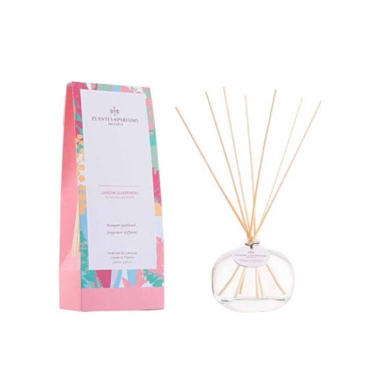 Bouquet-parfumé-jardin-suspendu---Plantes&parfums
