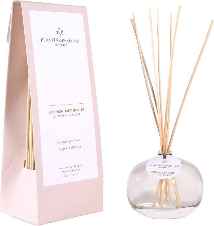 Bouquet aromatique citron meringue - Plantes & Parfums