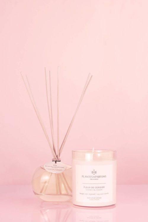 Une bougie comme idée de cadeau, c'est toujours un bon choix - Plantes&Parfums